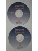 Two CDs (with narration of the text of Graded Steps in Qur'an Reading Textbooks - 'Uthmani script)