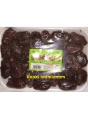 Khudary Dates with seed - Fresh & Juicy 500 Grams (Brand: King's Madina Dates)
