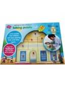 Going to the Mosque Talking Puzzle