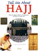 Tell me about Hajj (Hardback)